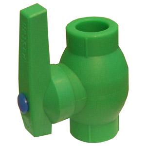 Plasticni kuglicasti ventil