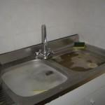 Totalno zapusena sudopera