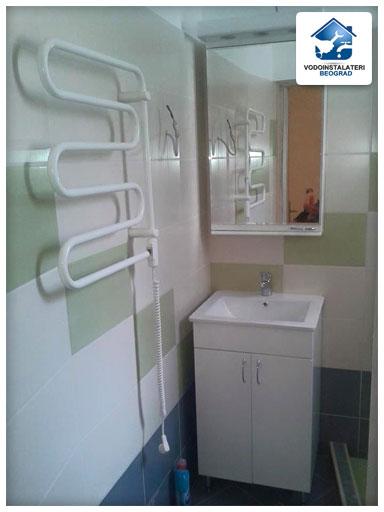 Ugradnja sušača u kupatilu - Adaptacija kupatila