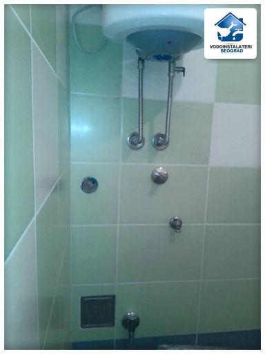 Ugradnja ventila, ugradnja bojlera - Adaptacija kupatila - Vodoinstalateri Beograd.