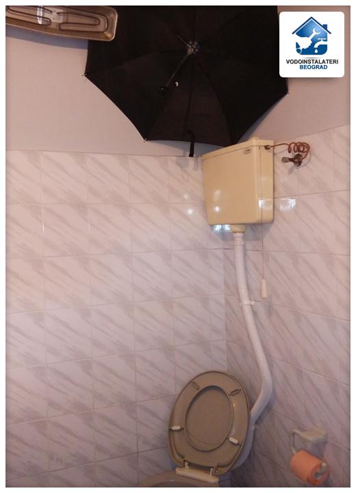 Probija voda u kupatilu od komšije iznad zastita kisobran