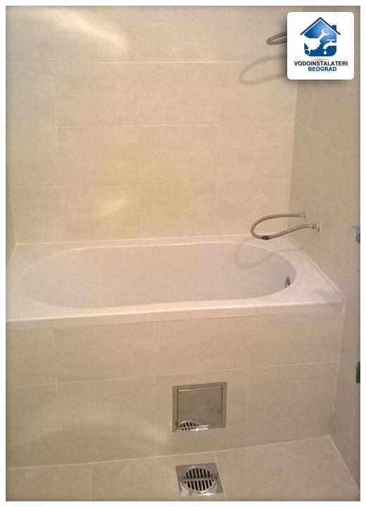 Kompletno renoviranje kupatila -Vodoinstalateri Beograd Tim