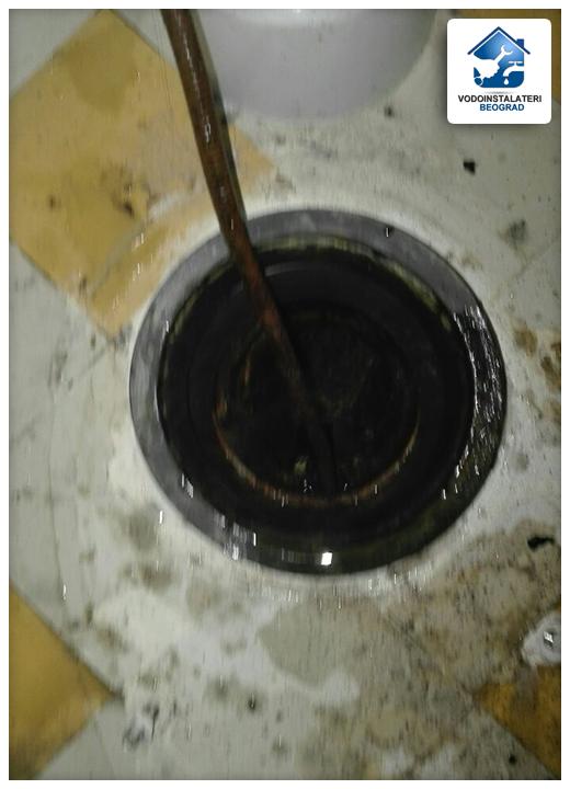 mašinsko odgušenje kanalizacije vodoinstalateri beograd tim