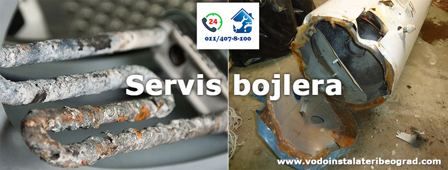 Servis bojlera - Beograd - Vodoinstalateri Beograd Tim