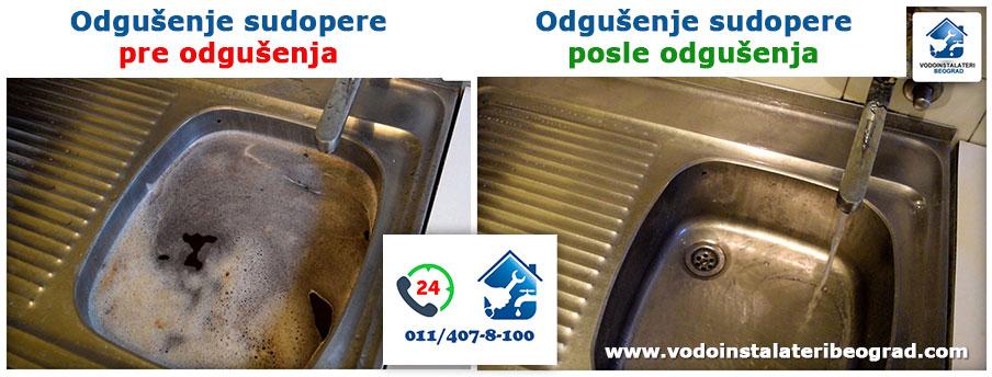 Odgušenje kanalizacije Novi Beograd - Vodoinstalateri Beograd Tim