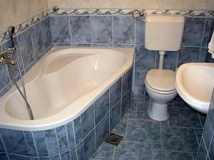 ugradnja kade, wc solje i lavaboa