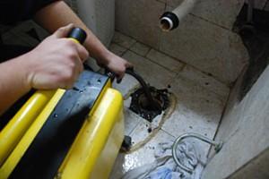 vodoinstalater otpusivanje wc solje