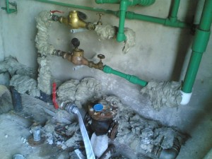vodoinstalaterske usluge