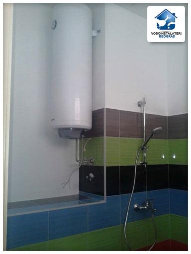 Ugradnja bojlera Beograd - Adaptacija kupatila - Vodoinstalater Beograd