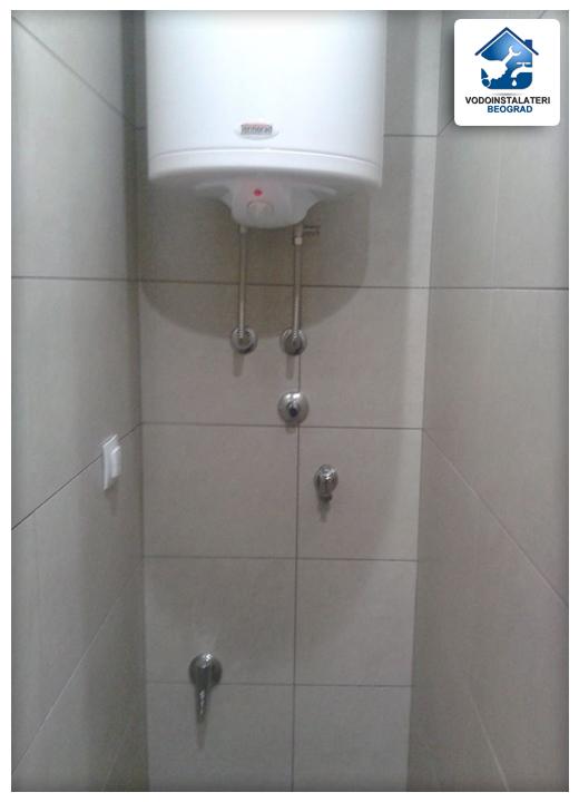 Ugradnja bojlera - adaptacija kupatila