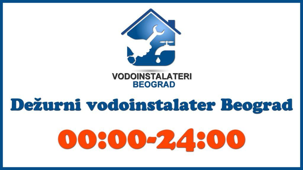 Dežurni vodoinstalater Beogard - Vodoinstalateri Beograd TIM
