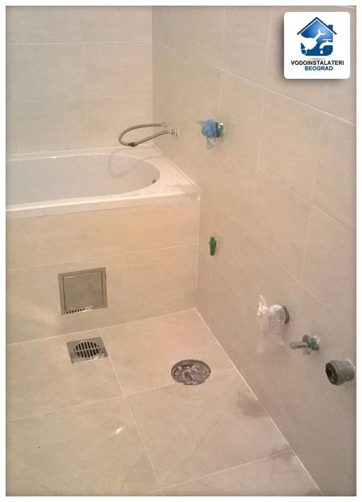 Kompletno renoviranje kupatila - Vodoinstalateri Beograd Tim