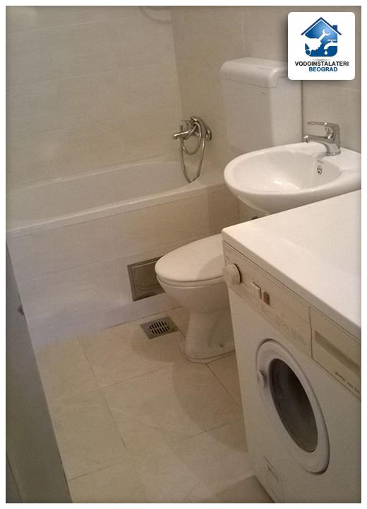 Zamena sanitarija Beograd - Vodoinstalateri Beograd Tim