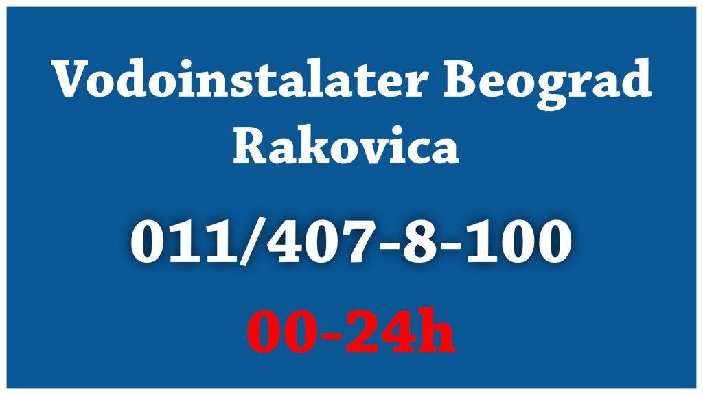 Vodoinstalater Rakovica