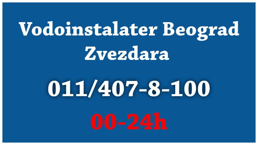 Vodoinstalater Beograd - Zvezdara