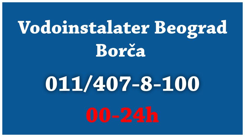 Vodoinstalater Borča