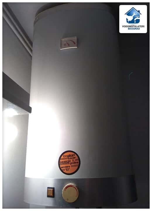 Curenje vode iz bojlera - Vodoinstalateri Beograd Tim