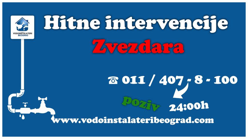 Hitne intervencije Zvezdara - Vodoinstalateri Beograd Tim