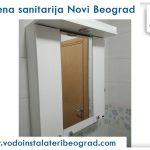 Zamena sanitarija Novi Beograd