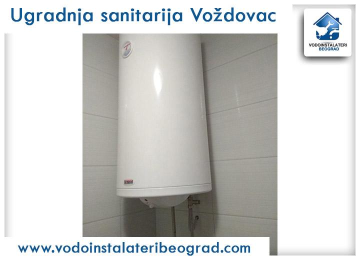 Ugradnja sanitarija Voždovac - Voždovac - Vodoinstalateri Beograd Tim