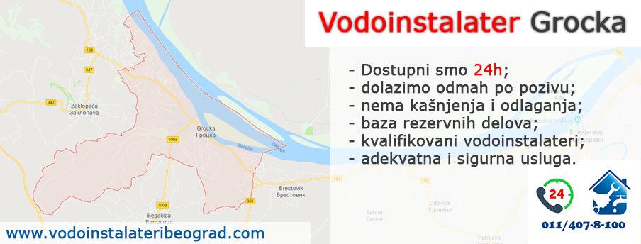 Vodoinstalater Grocka - Vodoinstalateri Beograd Tim