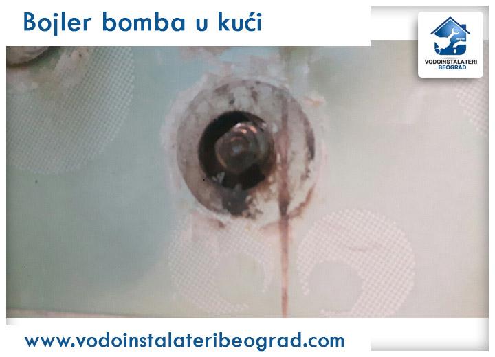 Stari bojler je potencijalna bomba u kući - Vodoinstalateri Beograd Tim