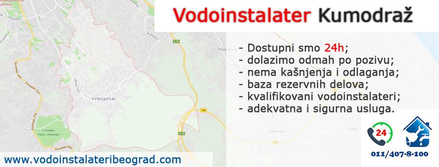 Vodoinstalater Kumodraž – Vodoinstalateri Beograd Tim