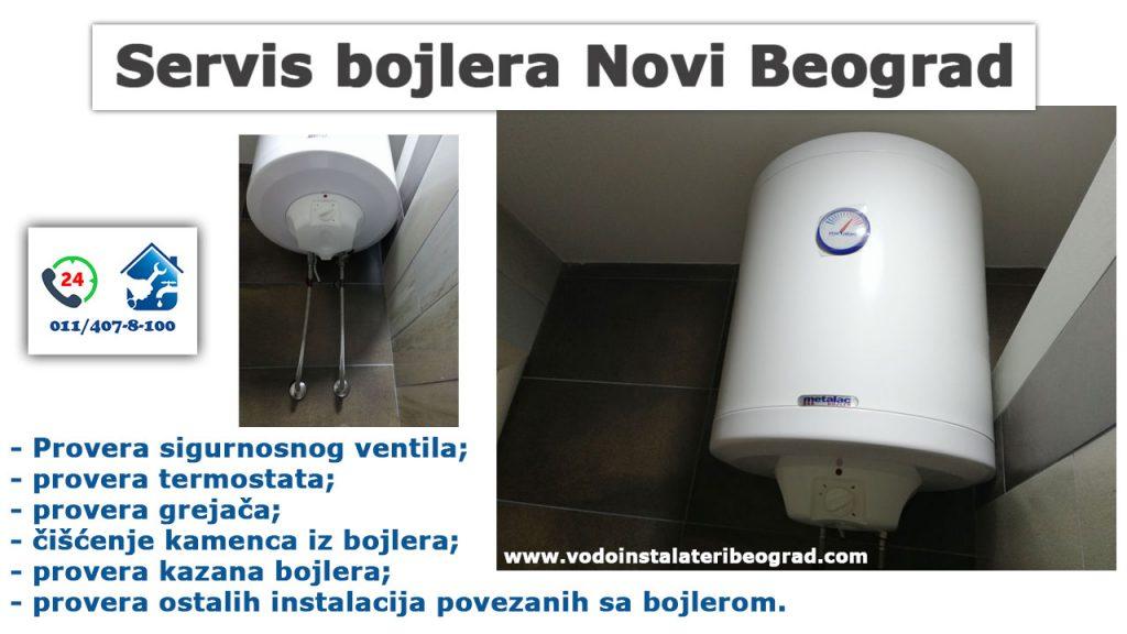 Servis bojlera Novi Beograd - Vodoinstalateri Beograd Tim