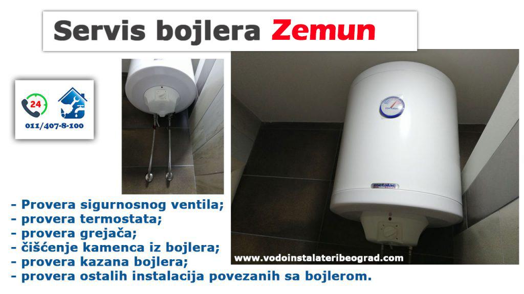 Servis bojlera Zemun - Vodoinstalateri Beograd Tim