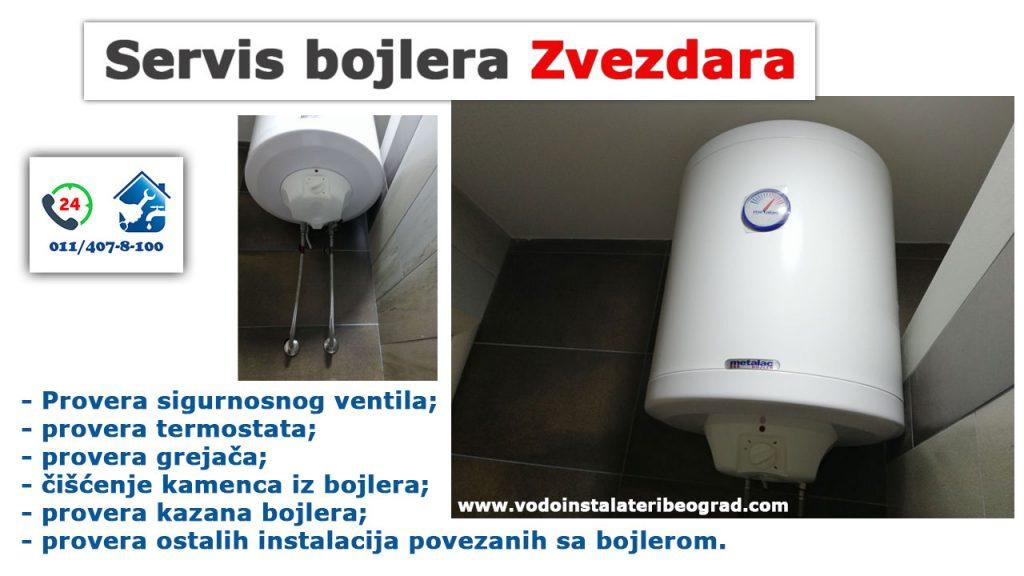 Servis bojlera Zvezdara - Vodoinstalateri Beograd Tim
