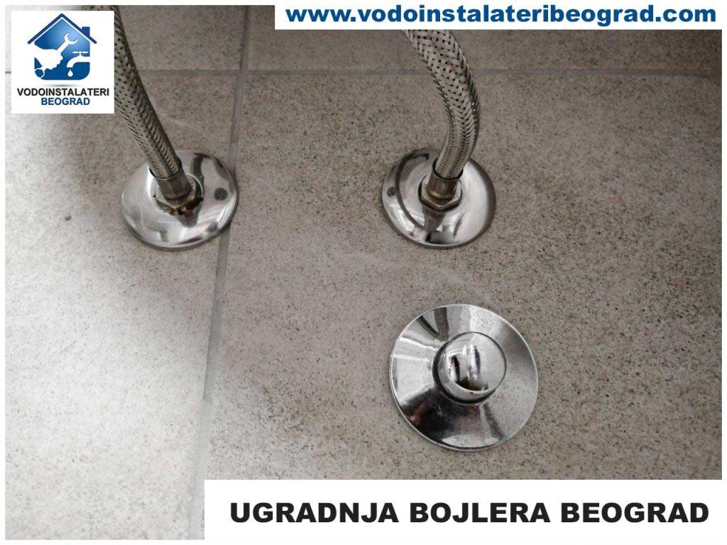 Ugradnja bojlera Beograd - Vodoinstalateri Beograd Tim