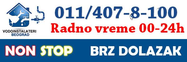 Vodoinstalater Beograd logo